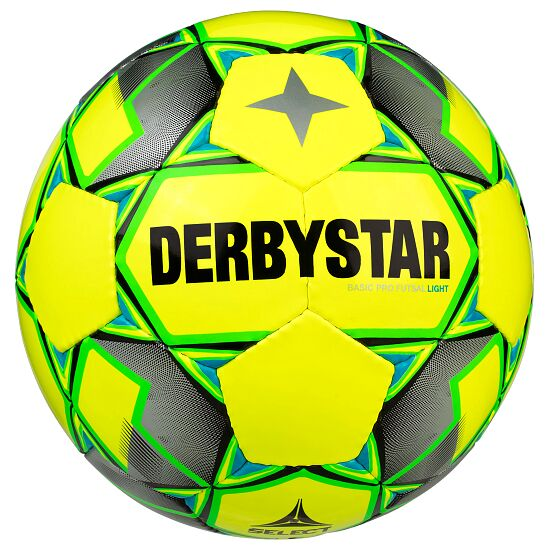 "Derbystar Futsalbal  ""Basic Pro"" Light, Maat 4, 350 g"