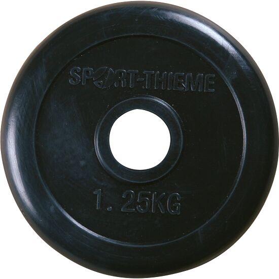 Disque caoutchouté Sport-Thieme® 1,25 kg