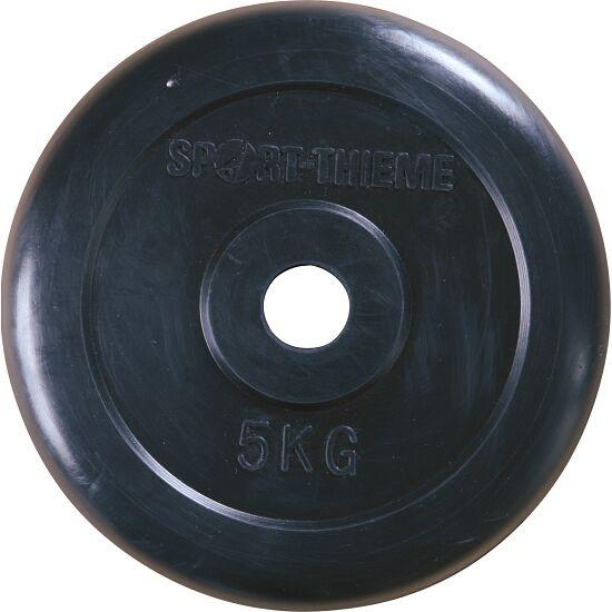 Disque caoutchouté Sport-Thieme 5 kg