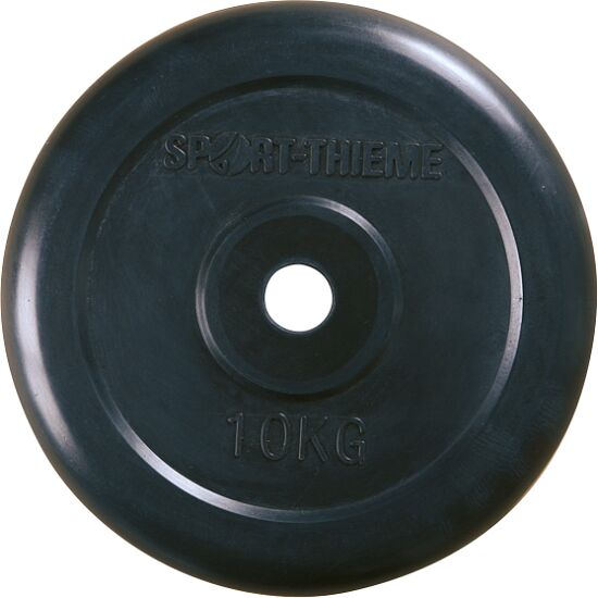 Disque caoutchouté Sport-Thieme 10 kg