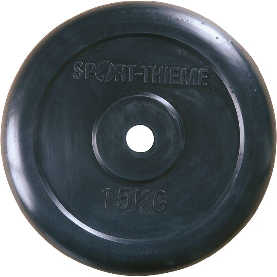 Disque caoutchouté Sport-Thieme 15 kg