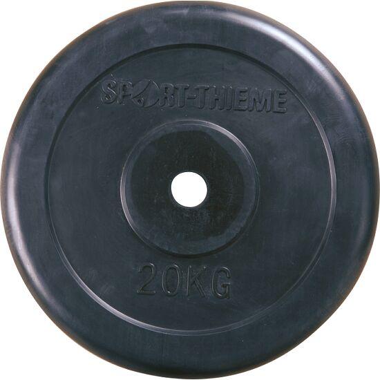 Disque caoutchouté Sport-Thieme 20 kg