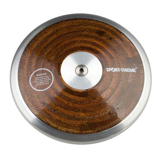 Disque de compétition Sport-Thieme® «Bois» 1 kg