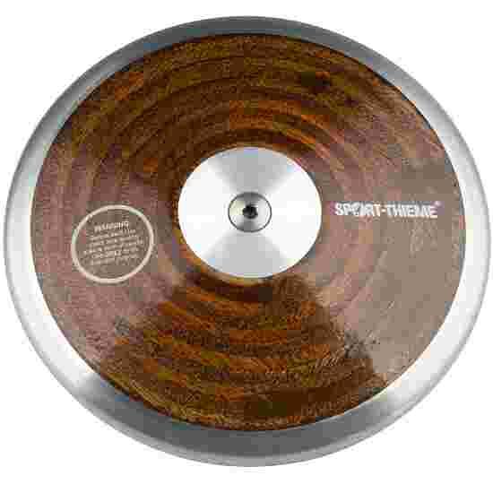 Disque de compétition Sport-Thieme « Bois » 2 kg