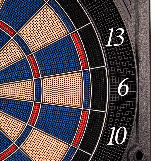 Elektronisch professioneel dartbord met lopend schrift