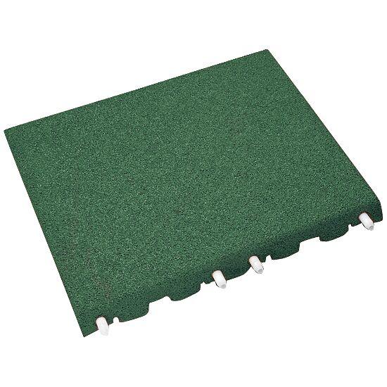 Euroflex® valbeschermingstegels 40 mm, Groen