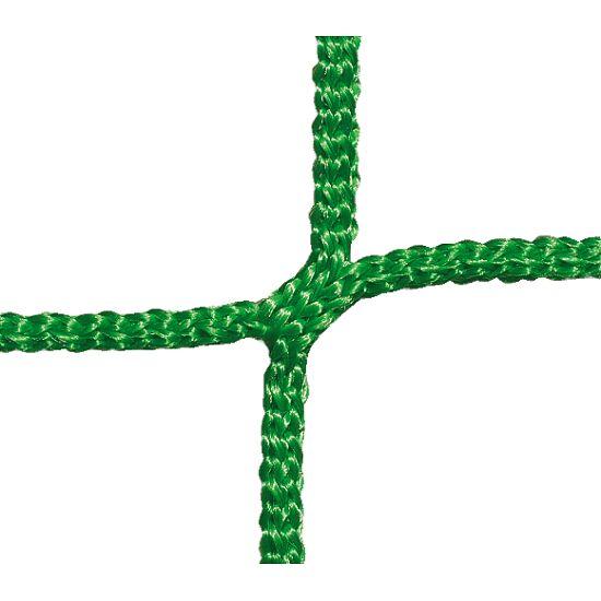 Filet de protection et d'arrêt, mailles 12 cm Vert, ø 4,00 mm