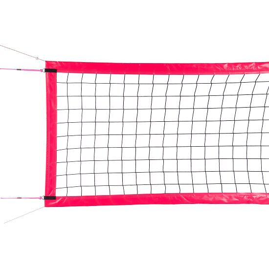 Filet de tournoi pour terrain de beach-volley 18x9 m