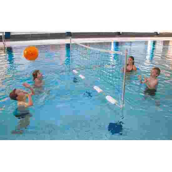 Filet de volleyball aquatique