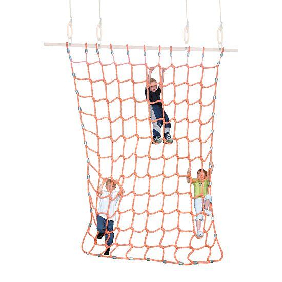 Filet d'escalade Sport-Thieme® Polypropylène, orange, 3x2,5 m