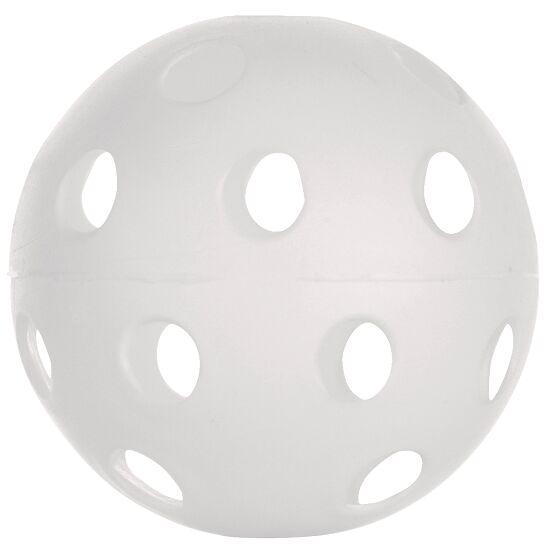 Floorball-Wedstrijdbal Wit