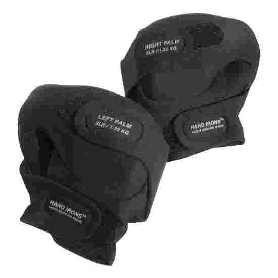 Gants lestés Ironwear « Hand Irons » 2x 0,90 kg
