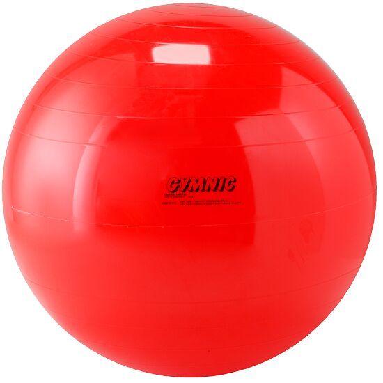 Gymnic® Gymnastiekbal Rood, ø 120 cm, 4.000 g