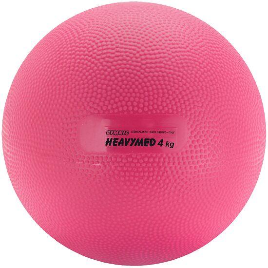 Gymnic® Heavymed 4.000 g, ø 20 cm, Magenta