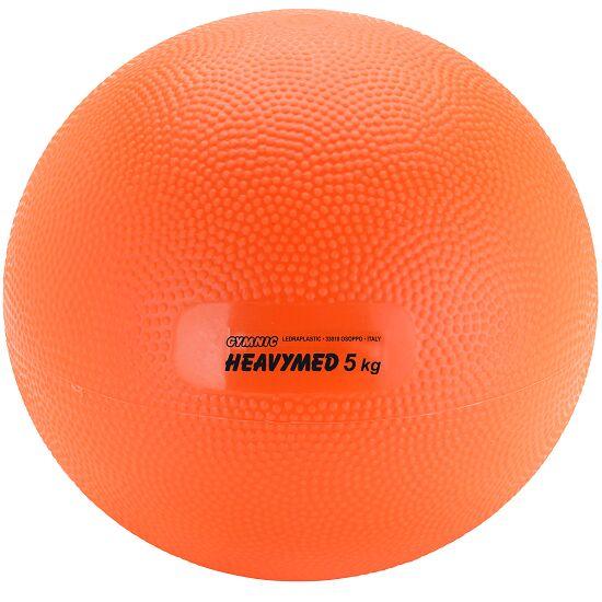 Gymnic® Heavymed 5.000 g, ø 23 cm, Oranje