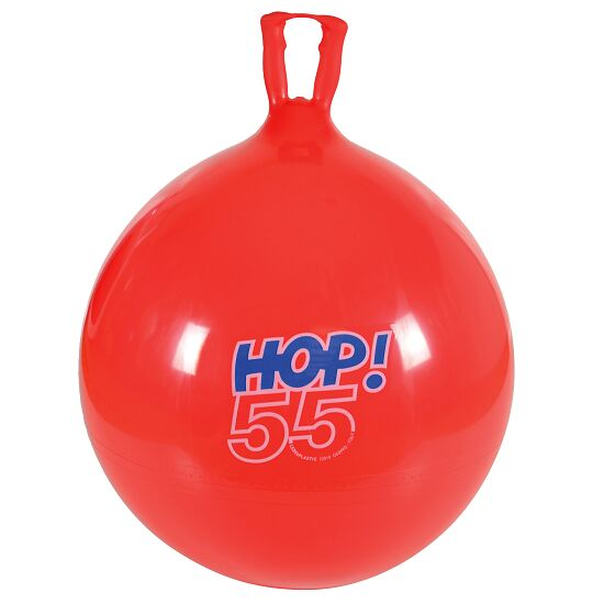 "Gymnic Huppelbal ""Hop"" ø 55 cm, Rood"