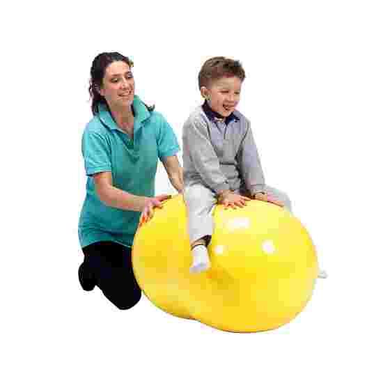 Gymnic Physio-Roll Gymnic ø 55 cm, jaune, L: 90 cm