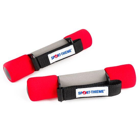 Haltères d'aérobic Sport-Thieme® 1 kg, rouge