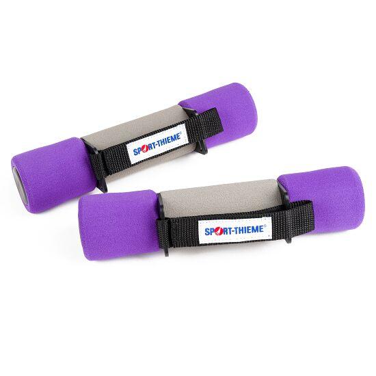 Haltères d'aérobic 2 kg, violet
