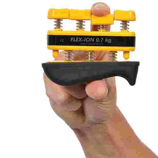 """Handtrainer """"Flex Ion"""" Geel - 0,7 kg/vinger"""