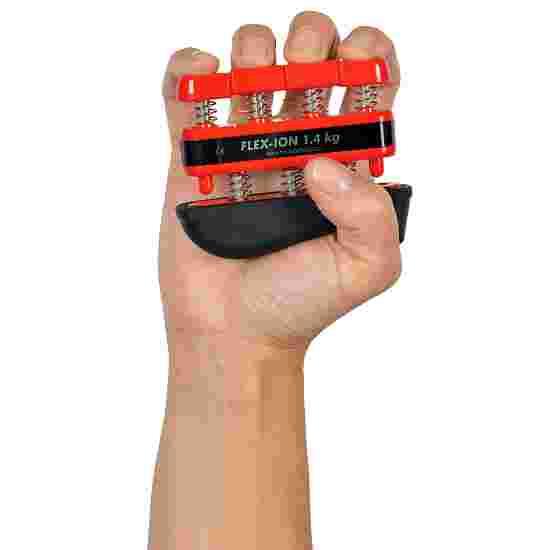 """Handtrainer """"Flex Ion"""" Rood - 1,4 kg/vinger"""