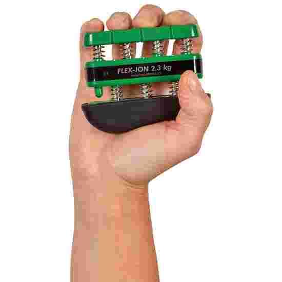 """Handtrainer """"Flex Ion"""" Groen - 2,3 kg/vinger"""