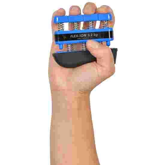 "Handtrainer ""Flex Ion"" Blauw - 3,2 kg/vinger"