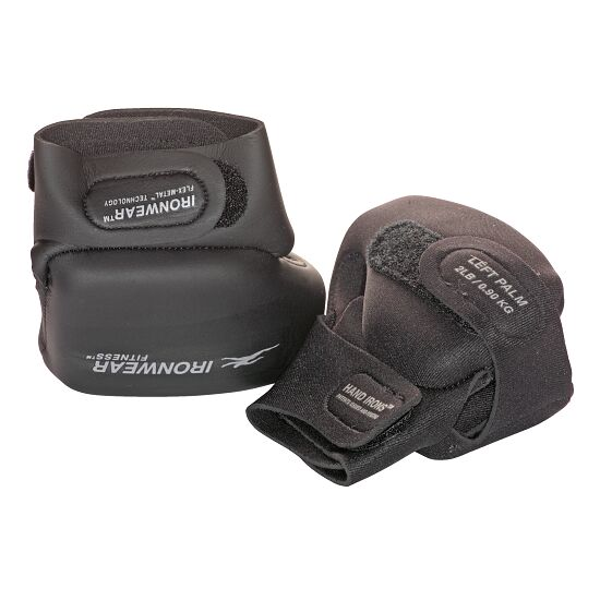 Ironwear gewichtshandschoenen Hand Irons 2x 0,45 kg