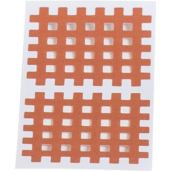 Jovitape® Aku Rastertape 40 pleisters 5,2x4,4 cm