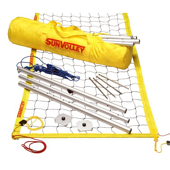 Kit de beach-volley SunVolley® « Standard » Sans lignes de délimitation