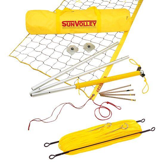 Kit de beach-volley SunVolley® « LC » Avec lignes de délimitation