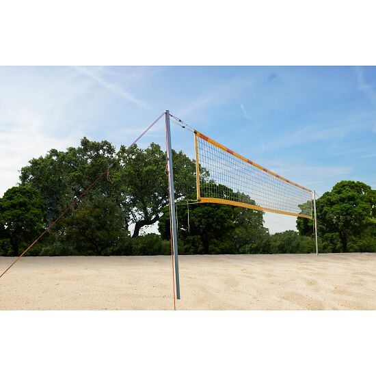 Kit de beach-volley SunVolley® « Plus » Sans lignes de délimitation