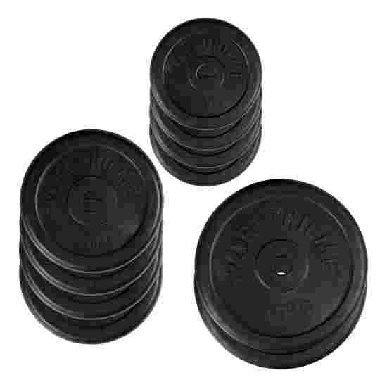 Kit de disques en caoutchouc Sport-Thieme, 50 kg