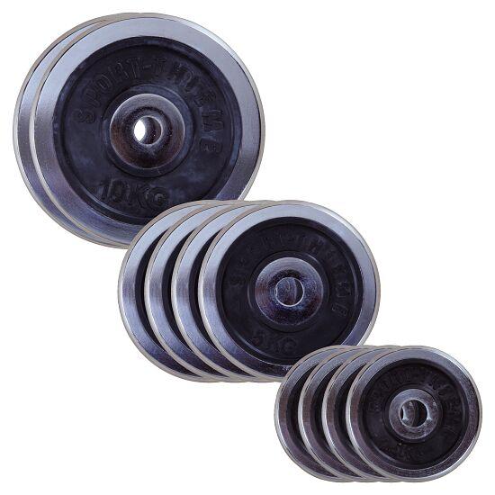 Kit de disques en chrome Sport-Thieme®, 50 kg