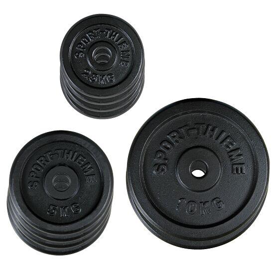 Kit de disques en fonte Sport-Thieme®, 50 kg