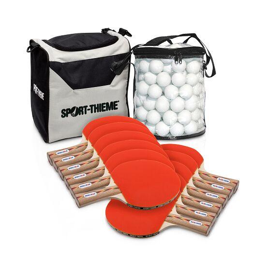 Kit de tennis de table Sport-Thieme® «Berlin » – Spécial écoles et clubs Balles blanches