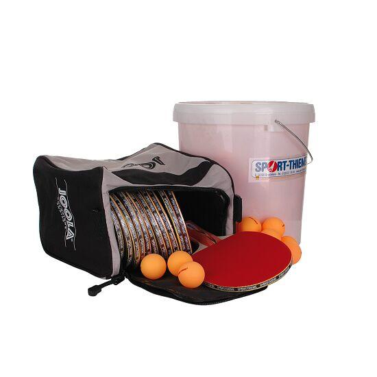 Kit de tennis de table Sport-Thieme® «Berlin » – Spécial écoles et clubs Balles orange