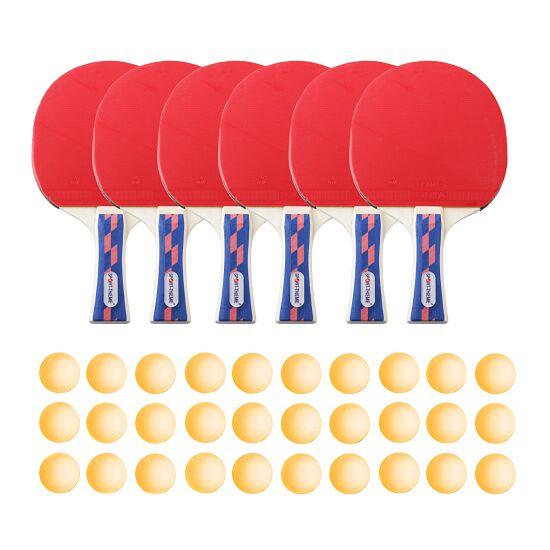 Kit de tennis de table Sport-Thieme® « Champion » – Spécial École Balles orange