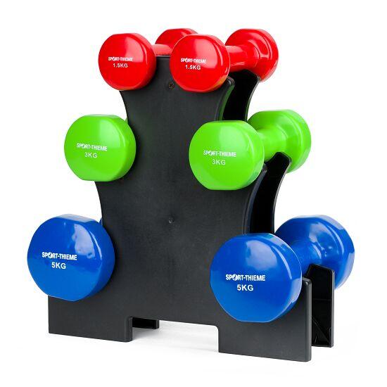 Kit d'haltères vinyle Sport-Thieme