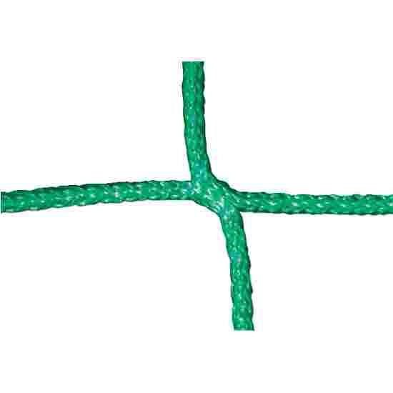 Knopenloos Herenvoetbaldoelnet 750x250 cm Groen