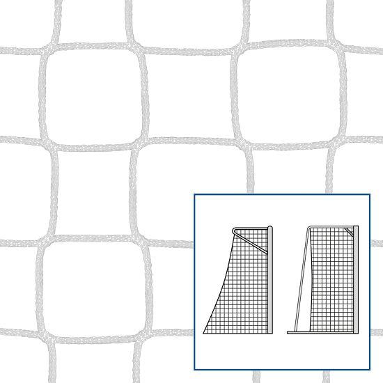 Knopenloos Kleinveld- en Handbaldoelnet 310x210 cm Wit
