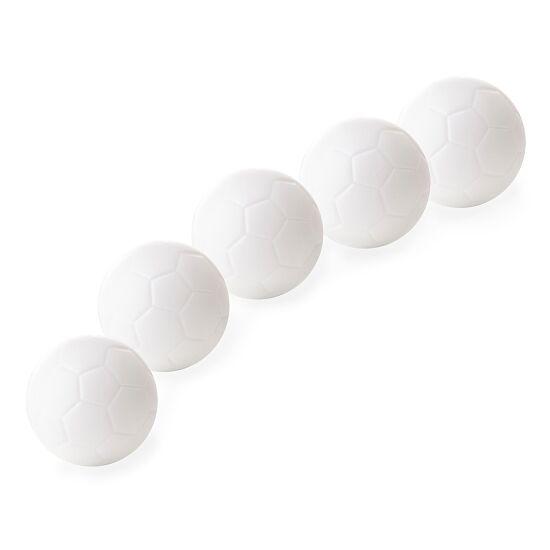 Kunststof Kickerballen