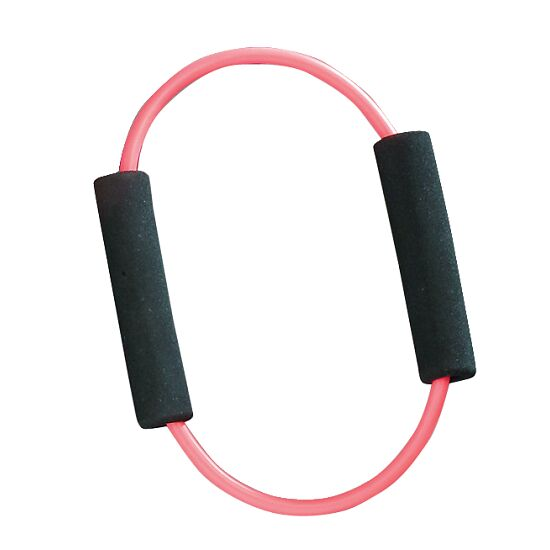 Lot de 10 anneaux de fitness Reivo® Rose = moyen