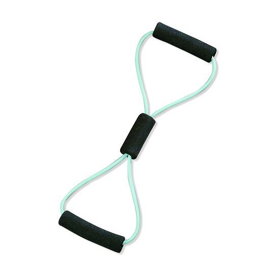 Lot de 10 tubes élastiques fitness toner Reivo®  Vert = facile