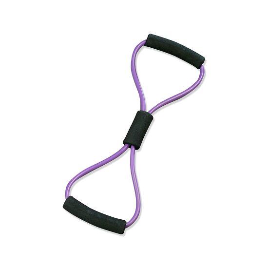 Lot de 10 tubes élastiques fitness toner Reivo® Violet = difficile