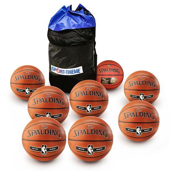 Lot de ballons de basket Spalding® « Championnat »