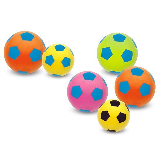 Lot de ballons de foot mous