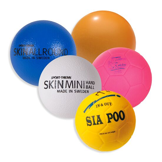 Lot de ballons de handball « Soft-Play »