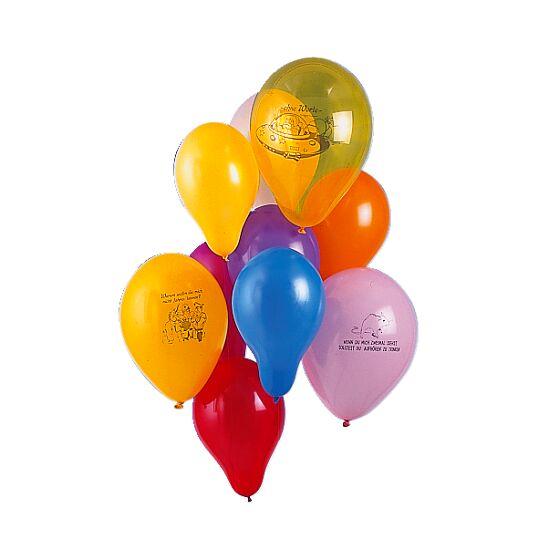 Luchtballonnen Geschikt voor gasvulling, ø 23-25 cm