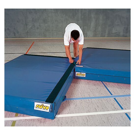 Matelas de chute combinable Reivo® 200x300x25 cm
